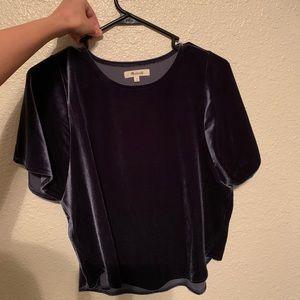 Tops - Madewell shirt